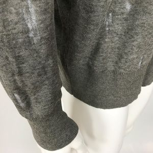 All Saints Sweaters - Allsaints Hole Design Sweater Long Sleeve